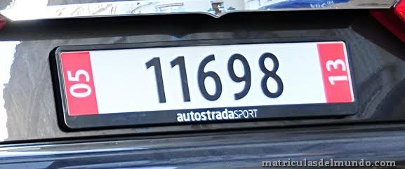 finland export license plate